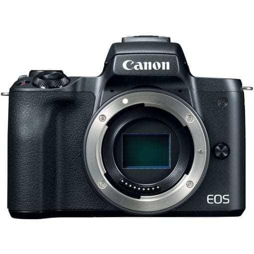 Canon EOS M50 Mirrorless Digital Camera Body Only Black 01 510x510 - Canon EOS M50 Mirrorless Camera Body w/ 4K Video (Black)