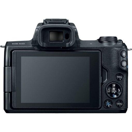 Canon EOS M50 Mirrorless Digital Camera Body Only Black 02 510x510 - Canon EOS M50 Mirrorless Camera Body w/ 4K Video (Black)