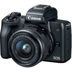 Canon EOS M50 Mirrorless Digital Camera with 15 45mm and 55 200mm Lenses Black 02 247x247 - Home Page