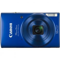Canon PowerShot ELPH 190 IS Digital Camera Blue 02 247x247 - Canon PowerShot ELPH 190 IS with 10x Optical Zoom and Built-In Wi-Fi (Blue)
