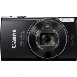 Canon PowerShot ELPH 360 HS Digital Camera Black 02 247x247 - Canon PowerShot ELPH 360 HS with 12x Optical Zoom and Built-In Wi-Fi (Black)