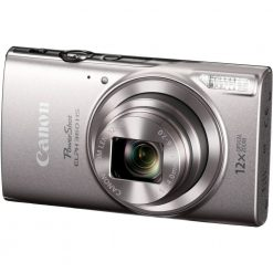Canon PowerShot ELPH 360 HS Digital Camera Silver 01 247x247 - Canon PowerShot ELPH 360 HS with 12x Optical Zoom and Built-In Wi-Fi (Silver)