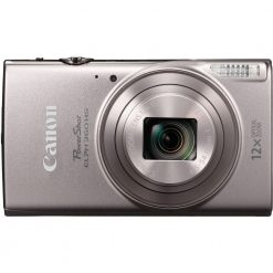 Canon PowerShot ELPH 360 HS Digital Camera Silver 02 247x247 - Canon PowerShot ELPH 360 HS with 12x Optical Zoom and Built-In Wi-Fi (Silver)