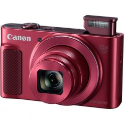 Canon PowerShot SX620 HS Digital Camera Red 02 247x247 - Canon PowerShot SX620 Digital Camera w/25x Optical Zoom - Wi-Fi & NFC Enabled (Red)