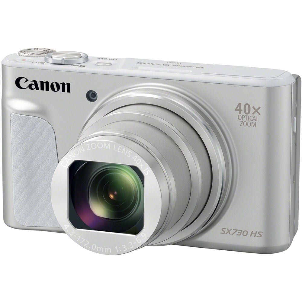 Canon PowerShot SX730 HS Digital Camera Silver 01 - Home Page