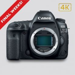 EOS 5D Mark IV 0 247x247 - Canon EOS 5D Mark IV Full Frame Digital SLR Camera Body