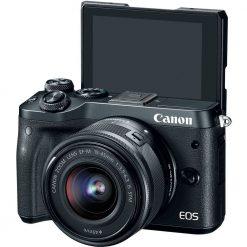 a641dec5 0f27 4d45 af1d 413c07c90cb4 247x247 - Canon EOS M6 EF-M 15-45mm f/3.5-6.3 IS STM Lens Kit (Black)