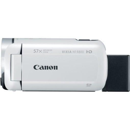 b7db6faa 1c7f 49d7 9858 89f68b5bdc37 510x510 - Canon VIXIA HF R800 Camcorder (White)