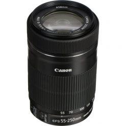 cc378201 92bb 45c9 87a2 ac8d5946433f 247x247 - Canon EF-S 55-250mm F4-5.6 IS STM Lens for Canon SLR Cameras