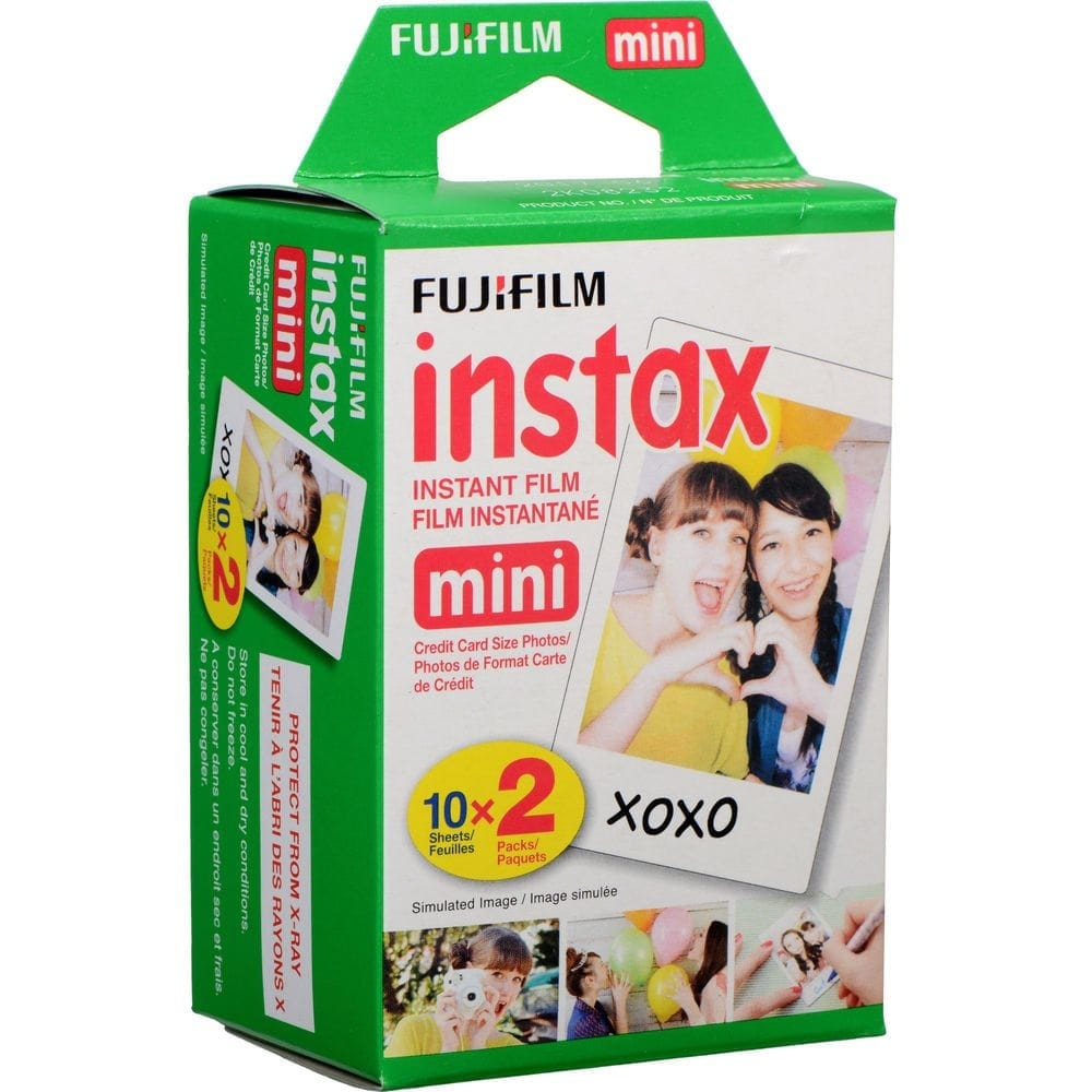 Fujifilm Instax Mini Twin Pack Instant Film (16437396)