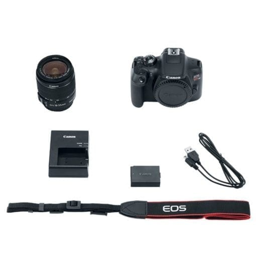 2450743d 012a 4d83 89d1 1420ed61b8b9 510x510 - Canon EOS Rebel T6 SLR Camera 18-55mm + 32GB + Dummies Book - Bundle